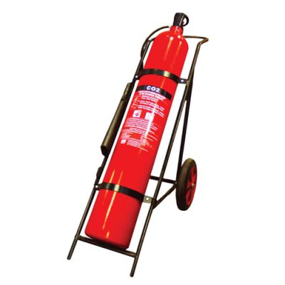 CO2 Trolly Mounted Fire Extinguishers